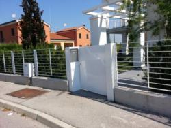 Offerte speciali parapetti e recinzioni in ferro o acciaio a Padova e ...